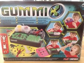 Gummi game- make your own edible bugs!