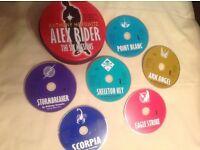 Alex Rider Story CDs