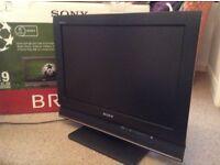 Sony Bravia 19inch LCD TV