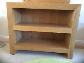 Pine Effect Bookcase
