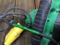 Hitachi C7SB2 240 Volt Circular Saw 60mm Cut 185mm Blade