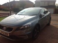 Volvo V40 diesel manual with extras