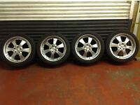 VW transporter 20 inch Wheels and Tyres FOR SALE