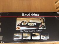 Russell Hobbs six plate hotray