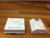 British Gas wireless receiver and stat for boiler system