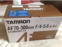 Tamron AF70-300mm F/4-5.6 di