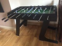 Table football game. Used but in good condition.