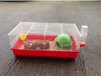 Hamster cage , possible free delivery