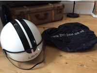 LEM scooter bike helmet *never dropped or damaged* *Free seat cover*.