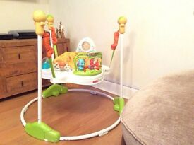 FISHER PRICE JUMPEROO - VGC