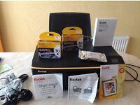 Kodak esp1.2 all in one printer plus ink cartridges, plus photo paper.