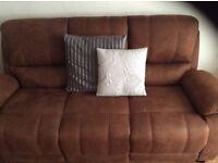 Harvey's 3 Seater & 2 Seater Sofa