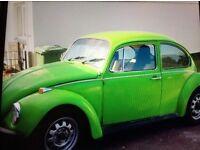 Volkswagen Beetle 1974 possible px