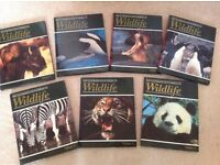 The illustrated encyclopedia of wildlife. 1989 edition