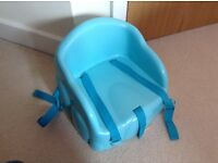 Baby/child booster feeding seat