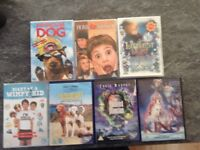 Children s DVD s 7 great films for the holidays £4.50 bargain