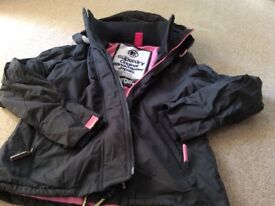 SuperDry windcheater Jacket size L