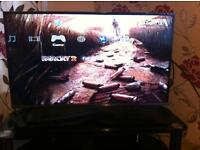 PS3 PHAT console + games