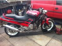 honda cbr 1000cc street fighter