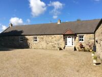 4/5 Bedroom detached converted Steading - 2 miles from Ellon - lovely family home with great views