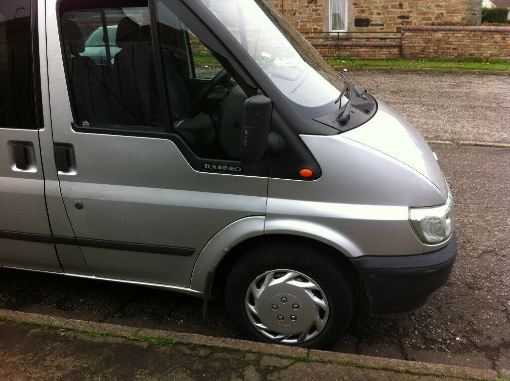 cheep van transit tourneo 6 seater ideal day/camper/van