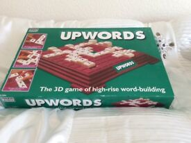Upwords by Parker
