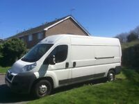 Man and Van, Short Notice, Any Day Any Time, Removal Services