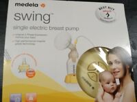 MEDELA swing single electric breast pump for sale