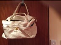 White handbag Top shop
