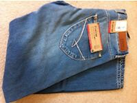 Pair of brand new genuine firetrap jeans