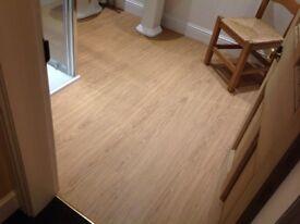 Vinyl Tile Flooring - Luxury Vinyl Tile NEOBO flooring - Tuscan Brown