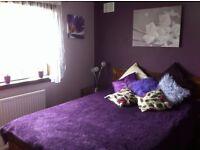 Sunny double room ideal for Edinburgh Fringe