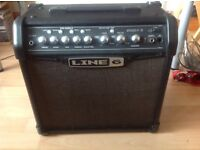 Guitar amplifier Line 6 Spider IV 15