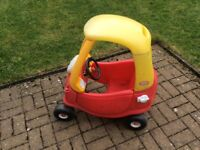Child's Coupe Car