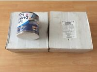 10 rolls of DENZO flashing tape 90.00 quid BARGAIN all boxed.