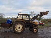 Marshall tractor
