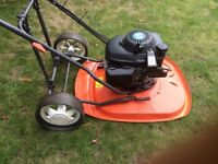 Flymo XL500 Professional Quality Mower with Wheel Kit