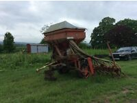 Seed drill, accord DL