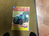 Classic Van and Pick up mags.