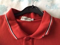 Men's moncler polo shirt Brand new without tags