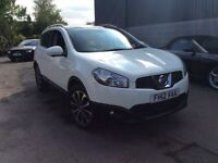 2012 Nissan Qashqai N-Tec + Is 1.6 Full History Low Miles 38k Only £5950