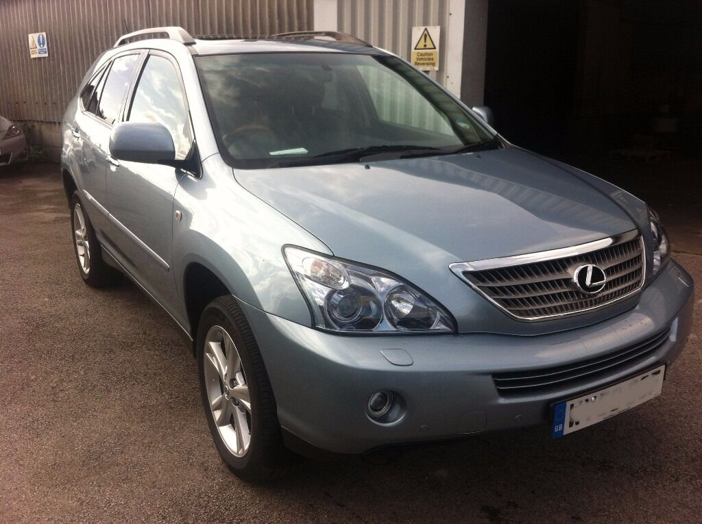 Lexus Rx 400 Hybrid 4x4 With Over A Year S Warranty