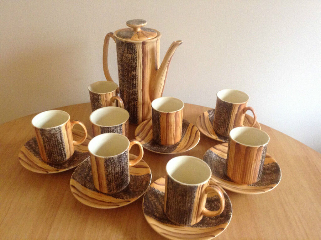 Vintage 60's Phoenician Coffee Set