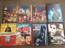 DVD job lot bundle.