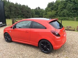 Vauxhall Corsa Limited Edition,1.3 Diesel ecoflex, 2011, excellent condition inside and out