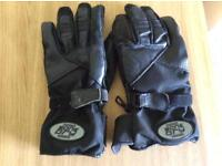 MOTOR CYCLE/ SCOOTER WATERPROOF GLOVES