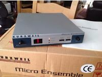 Kurzweil ME-1 Micro Ensemble. Top class Acoustic/Electric Piano Module & Synth -Superb Condition