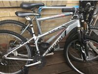 2 Mountain bikes for sale!