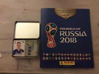 World Cup 2018 Panini Stickers