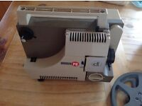 A film projector ,a piece of film history for any film makers or home movie addicts
